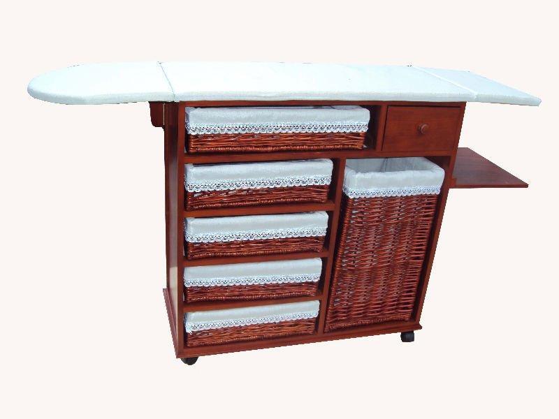 Fonksiyonel t masalar dekorstyle for Mueble tabla de planchar ikea