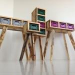 futuristic ahsap mobilyalar