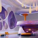 futuristic mobilya tasarimlari