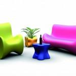 futuristic mobilyalar
