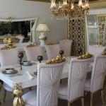 ingiliz tarzi yemek odasi modelleri