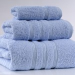 irya home coresoft elegant banyo havlu seti mavi