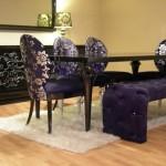 italyan tarzi yemek odalari