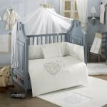 kidboo beyaz bebek uyku seti