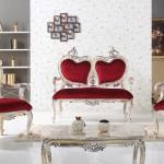 klasik tarz dekoratif koltuk takimi