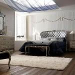 klasik tarz italyan yatak odasi