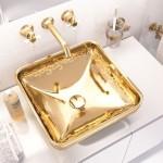 lux banyo lavabo modelleri