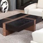 masaya donuşen kare orta sehpa modeli