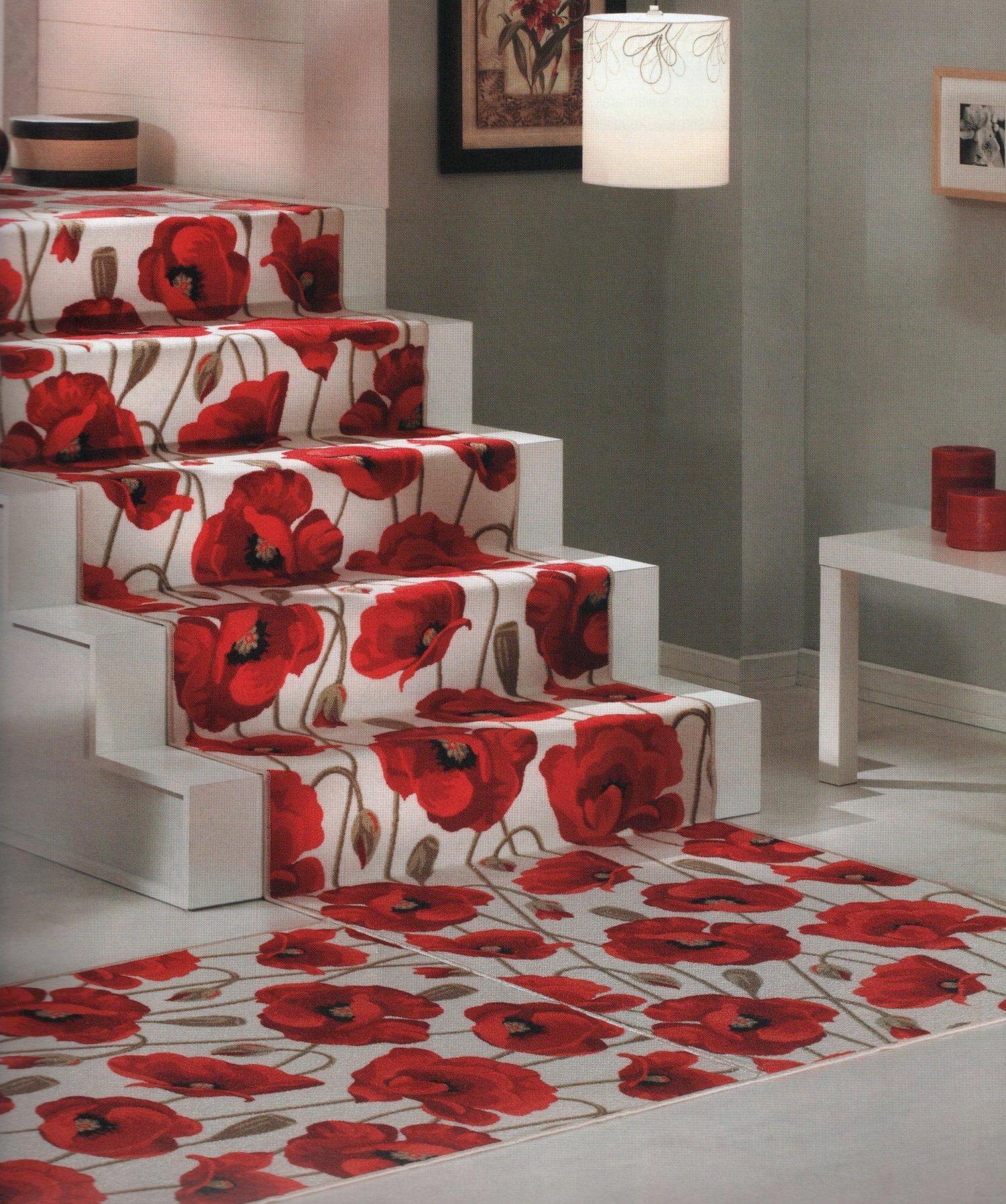 merinos kaymaz tabanli yolluk hali modelleri dekorstyle. Black Bedroom Furniture Sets. Home Design Ideas