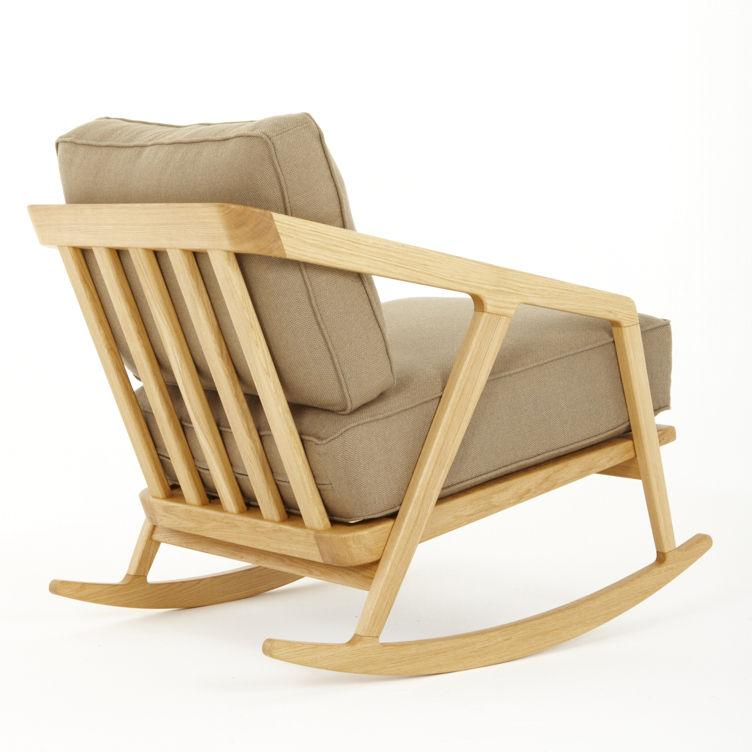 Modern anne koltugu modeli dekorstyle for Rocking chair schaukelstuhl