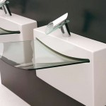 modern cam lavabo modeli 2015