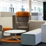 modern futuristic ofis mobilyalari