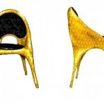 modern tasarım futuristic sandalye modeli