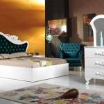 modes beril yatak odasi