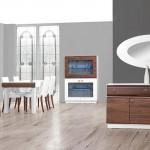 modes concept yemek odasi