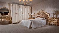 Son Moda 2015 Etkileyici Yatak Odası Modelleri