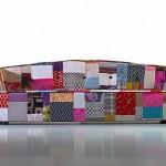 patchwork kanepe modeli