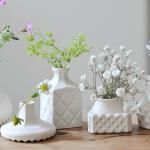 porselen beyaz vazo modelleri 2015