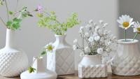 Etkileyici Dekoratif Porselen Vazo Modelleri 2015