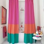 renkli banyo perdeleri