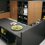 son moda ada tipi mutfak modeli