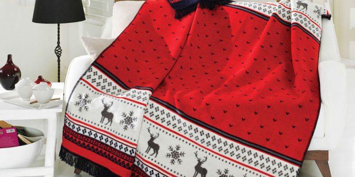 Yeni Moda Polar Battaniye Modelleri 2015