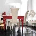 yeni moda lux yemek odasi modelleri