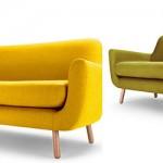 yeni renkli modern kanepeler