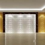 yeni trend 3 boyutlu duvar panelleri