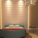 yeni trend 3d duvar panelleri
