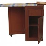 Yeni moda dolaplı ütü masası