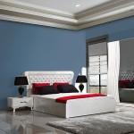yukselis ev caglayan yatak odasi