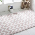 zigzag desenli english home hali