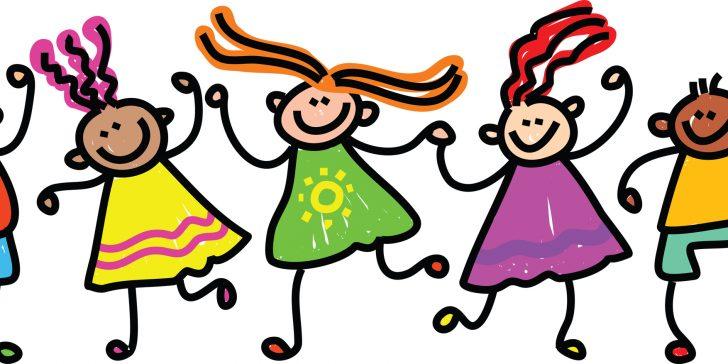 Çocuk Odaları İçin Rengarenk Desenli Bordürler 2015