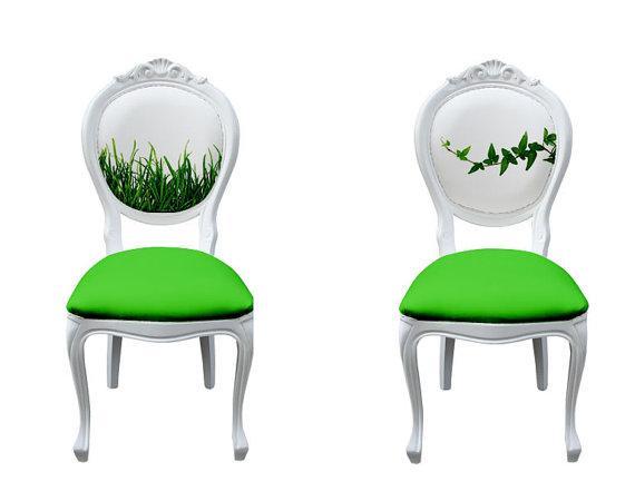 2015 modasi dekoratif sandalye modelleri