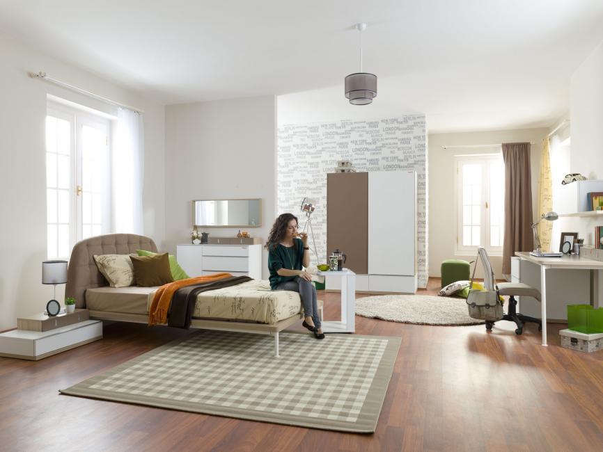 2017 Modern genç odası modelleri
