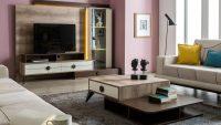 Rendi Mobilya Yeni Moda Duvar Üniteleri 2015