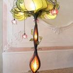 2015 yeni trend dekoratif lambader