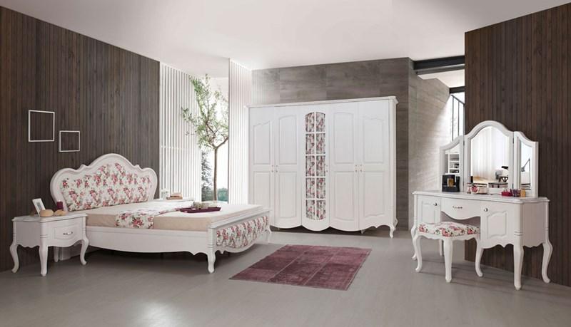Donat mobilya country yatak odasi dekorstyle for Mobilya yatak odasi