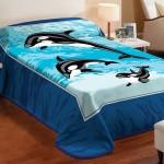 Merinos resimli battaniyeler