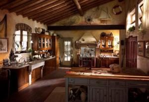 Otantik mutfaklar