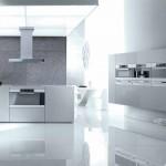 ankastre yeni moda mutfak dolaplari