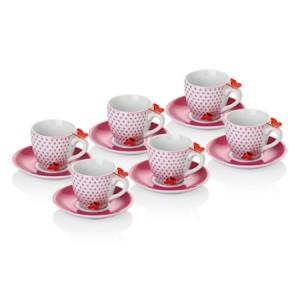 bernardo kelebekli kahve fincanlari