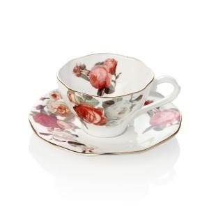 bernardo rose garden kahve fincani