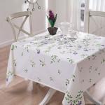 beyaz desenli kare masa ortusu
