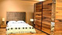 Zett Mobilyadan Son Moda Ahşap Yatak Odaları 2015