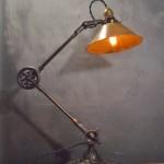 dekoratif vintage masa lambasi