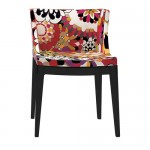 desenli kumas kaplama sandalyeler