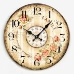 en guzel vintage duvar saatleri