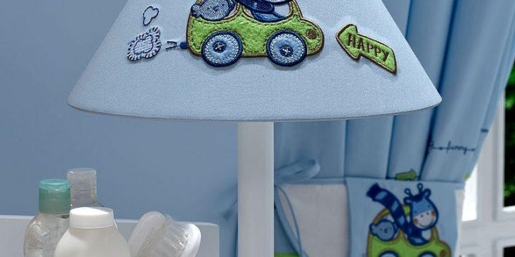 Birbirinden Güzel Bebek Odası Abajur Modelleri 2015